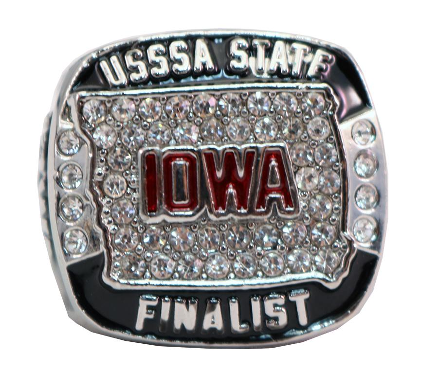 USSSA STATE FINALIST RING 1