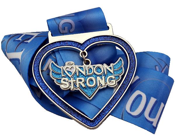 2020 LONDON STRONG MEDAL