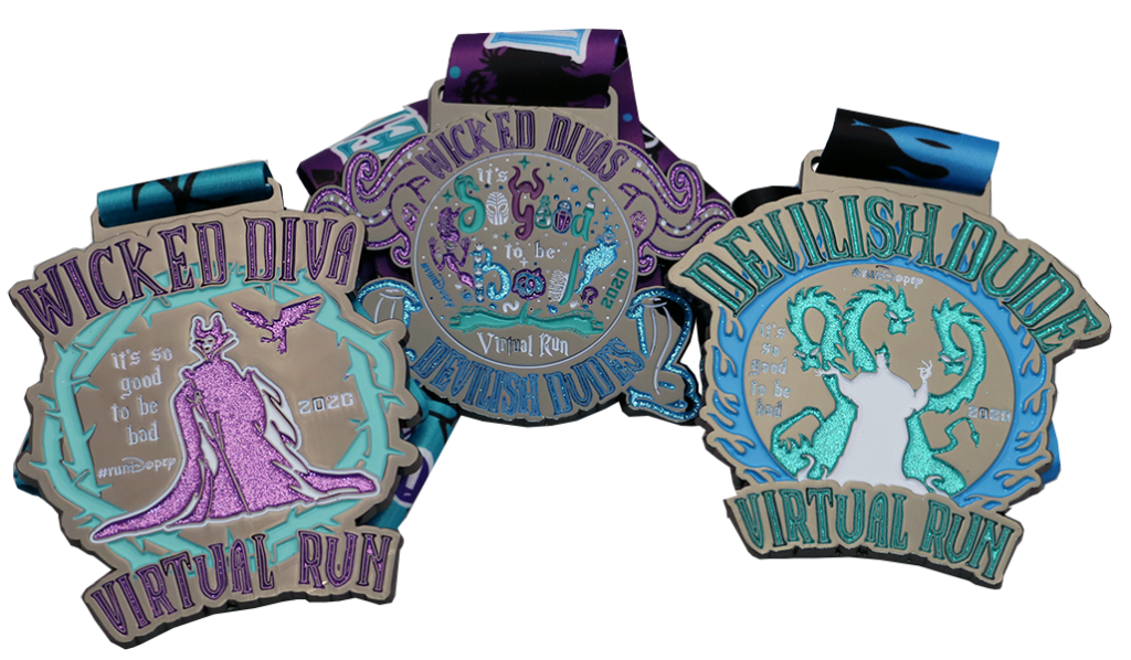 2020 WICKED MEDALS