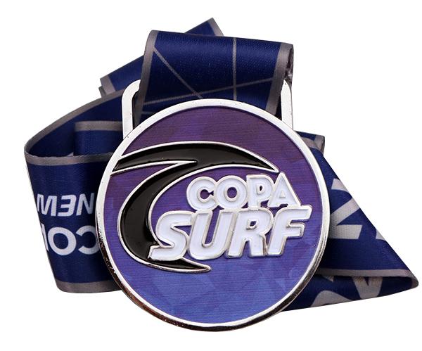 2021 COPA SURF MEDAL
