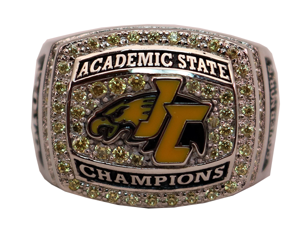 2021 JC CHAMPS RING