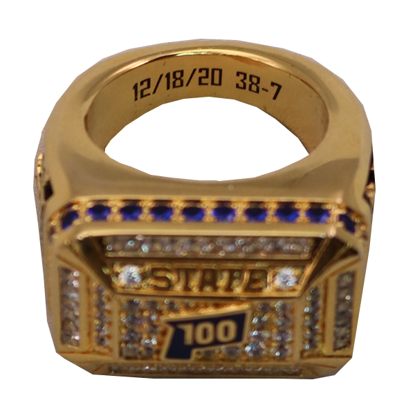 2021 P100 CHAMPS RING INSIDE