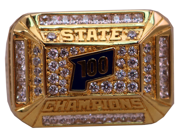 2021 P100 CHAMPS RING
