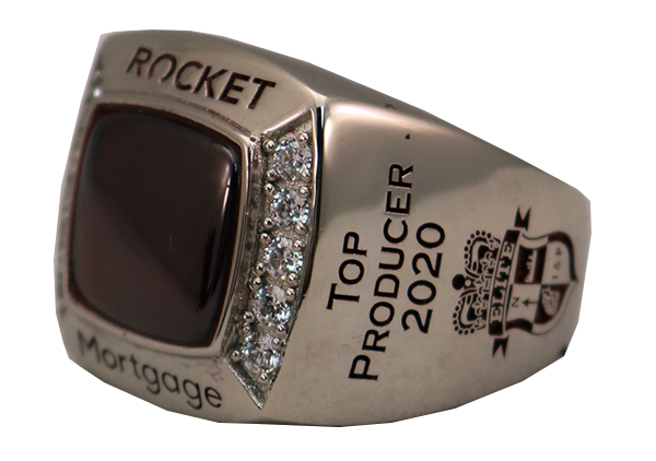 2021 ROCKET MORTGAGE RING SIDE 1