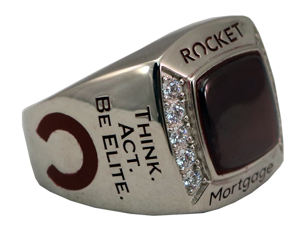 2021 ROCKET MORTGAGE RING SIDE